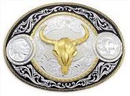 Montana Silversmiths Coin Buckle