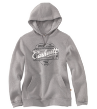"Women's Carhartt Clarksburg ""Rail Car Heart"" Sweatshirt"