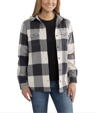 Women's Carhartt Rugged Hamilton Fleece-Lined Shirt