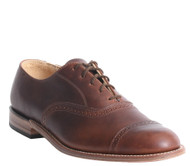 Canada West Boots W.M. Moorby 2806 Pecan Tumbled Leather Shoe