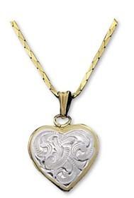 Montana Silversmiths Heart Necklace