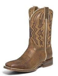 Men's Nocona Wide Square Toe Western Boot