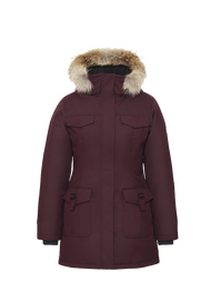 Quartz Co. Elia Down Filled Jacket