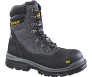 "Men's CAT Payload 8"" Waterproof Work Boot with Zipper"