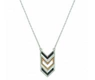 Montana Silversmiths Chevron Strength Necklace