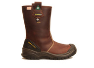 "Grisport 11"" Pull On Wellington Waterproof Work Boots"