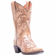 Women's Dan Post Nora Bone Western Boot