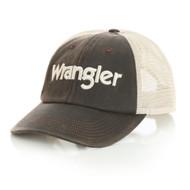 Wrangler Baseball Cap Brown/Tan