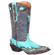 Women's Durango Dream Catcher Wingtip Western Collar Boot