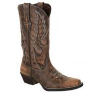 Women's Durango Dream Catcher Distressed Brown Boot