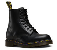 Dr. Martens Men's Original 1460 Smooth Leather Black