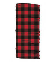 BUFF Original Red Plaid