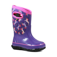 Kid's Bogs Classic Unicorn Insulated Winter Boot Rated -34C