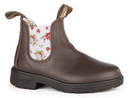 Kid's Blundstone 1641 with Flowers