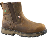 Men's CAT Pelton Pull-On Work Boot