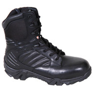 Bates GX-8 CSA Side Zipper Non-Metallic Safety Boot