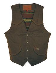 Outback Trading Men's Cliffdweller Oilskin Vest