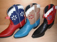 Women's Tony Lama Shorty Western Boot