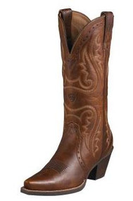 Women's Ariat Heritage X-Toe Western Boot