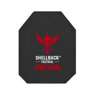 Shellback Tactical Prevail Series 10 x 12 NIJ 0101.06 Certified Level III Hard Armor Plate Model 3S11