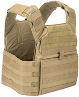 Banshee Plate Carrier – Coyote