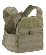 Banshee Plate Carrier – Ranger Green