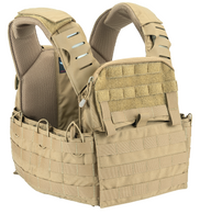 BANSHEE ELITE 2.0 PLATE CARRIER - COYOTE (GEN 2) NOW AVAILABLE