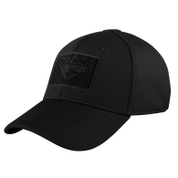 Condor Flex Cap Black
