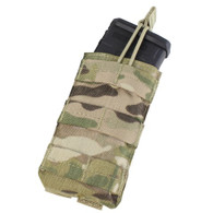 Condor Single Open Top M4 Mag Pouch Multicam