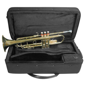 Mirage TT103 Deluxe Bb Trumpet with Case -  Student B Flat Trumpet