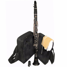 Mirage TTC50WA Woodgrain Student Bb Clarinet With Case (TTC50WA)