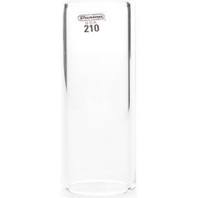 Dunlop 210 Medium Wall Tempured Glass Slide, Medium