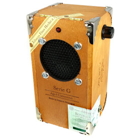 Cigar Box Guitar Amplifier Kit with All-Wood Olivia G Box (52-003-02)