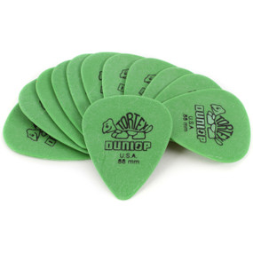 Dunlop 418P.88 Tortex Standard .88mm Guitar Picks, 12-Pack (418P.88)
