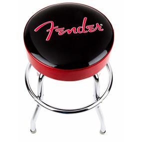 Fender Shorty 24 Inch Logo Bar Stool, 099-0205-020