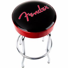 Fender 30 Inch Logo Bar Stool, 099-0205-010