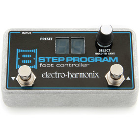 Electro-Harmonix FC8STEP 8-Step Program Foot Controller for 8-Step Effects Pedal
