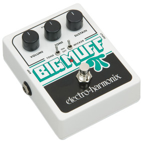 Electro-Harmonix BIG MUFF PI with TONE WICKER Distortion/Sustain Effects Pedal