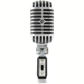 Shure 55SH Series II Iconic Unidyne Vocal Microphone (55SH)