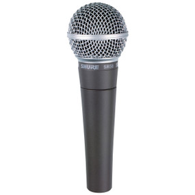 Shure SM58-LC Cardioid Dynamic Legendary Vocal Microphone (SM58-LC)
