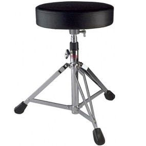 Ludwig L347TH Accent Custom Double Braced Round Drum Throne