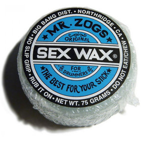 Mr. Zog's SEX WAX for Drummers