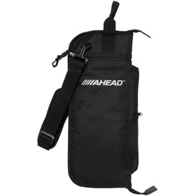Ahead SB Deluxe Percussion Drum Stick Bag, Black