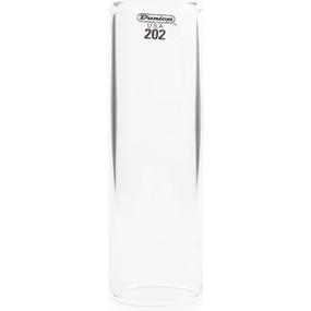 Dunlop 202 Tempured Glass Slide, Regular Wall Thickness, Medium