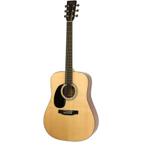 Recording King RD-06-L Left Handed Dreadnought Acoustic Guitar, Natural