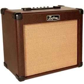 Kustom Sienna 30 Pro Acoustic Guitar Amplifier, 30-Watt Combo Amp - SIENNA30PRO