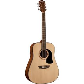 Washburn AD5K Apprentice 5 Series Dreadnought Acoustic Guitar w/ Hard Case