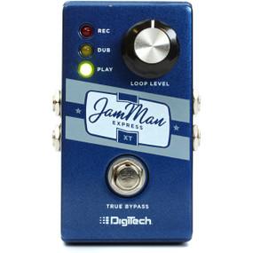 DigiTech JMEXTV JamMan Express XT One Knob Looper Guitar Effects Pedal