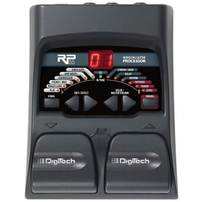 DigiTech RP55 Guitar Muilt-Effects Processor Pedal