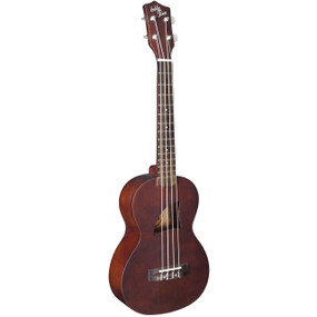 Eddy Finn EF-1-T Tenor Ukulele with Aquila Strings, Natural